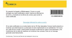 Vilatec Virus Correo ransomware